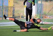 Photo of Renan Ribeiro de regresso aos treinos do Sporting