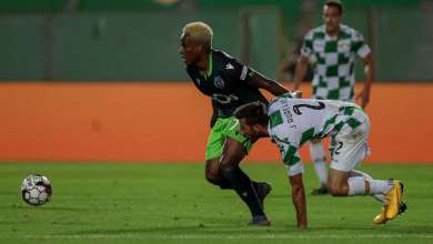 Photo of Quando o suor de Jovane não chega. As notas do Moreirense-Sporting