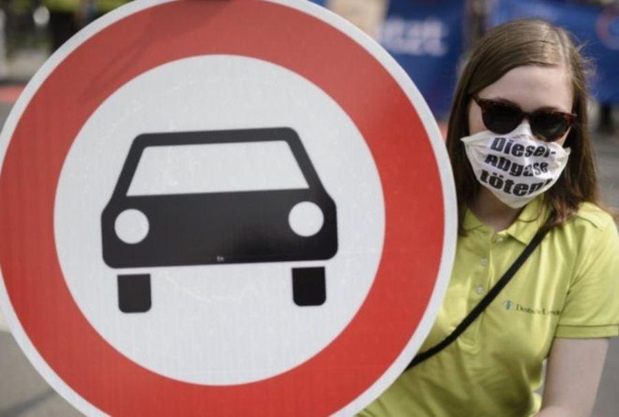 Governo alemão denuncia testes