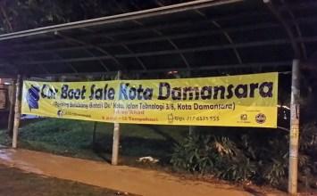 Car Boot Sale Kota Damansara | Kuala Lumpur