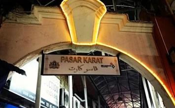 Pasar Karat Johor Bahru