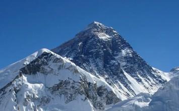 25 Gunung Tertinggi Di Dunia