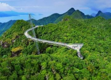 Gunung Raya & Gunung Mat Cincang | Langkawi