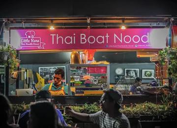 Tempat Makan Thai Boat Noodle Halal di Kuala Lumpur