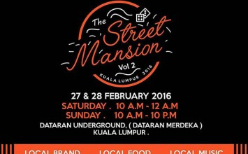 The Street Mansion Event 2016