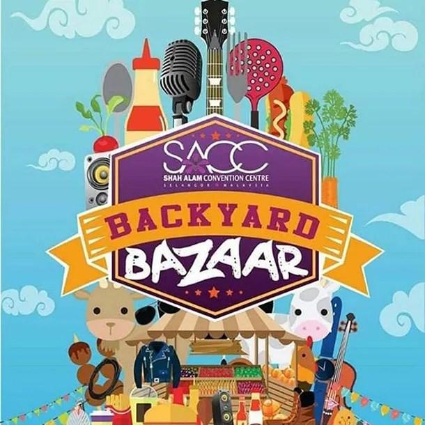 Backyard Bazaar Shah Alam - Image 1