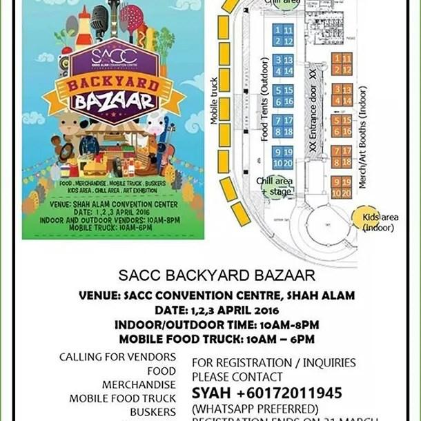 Backyard Bazaar Shah Alam - Image 3