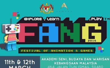 Festival Animation & Games | FANG 2016