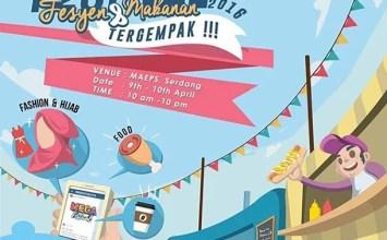 Mega Festival 2016 | MAEPS Serdang