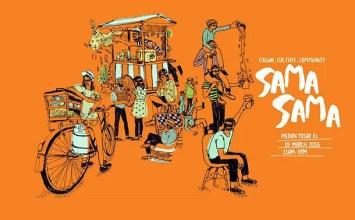 Pesta Makanan Sama – Sama   Medan Pasar KL