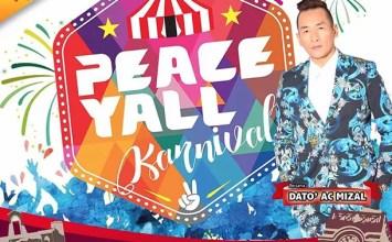 Karnival Peace Yall 2016 | Dataran Air Keroh Melaka
