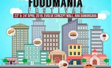 Food Mania Fest 2016 | Evolve Concept Mall