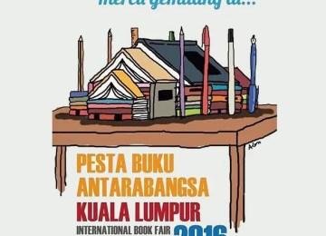 Pameran Buku Antarabangsa Kuala Lumpur 2016 | MAEPS Serdang