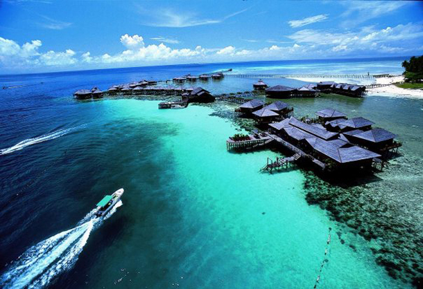 Sipadan Water Village Sabah - 1