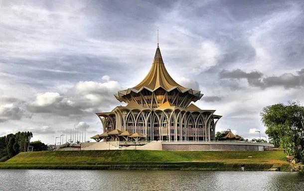 Tempat Menarik Di Sarawak