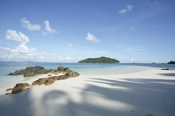 Pulau Hujong Mersing