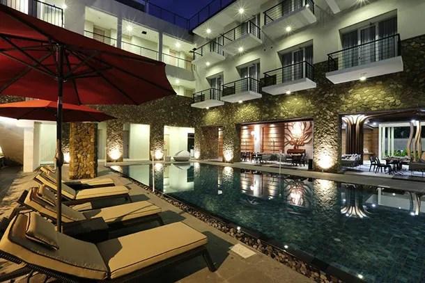 Mahogany Hotel Nusa Dua