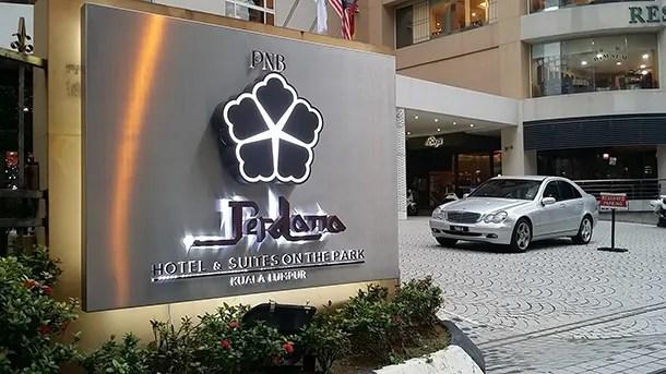 PNB Perdana Hotel KLCC - Main Image