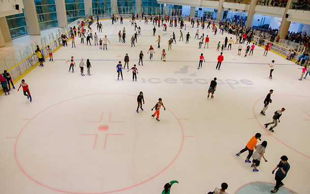 IceScape Ice Rink
