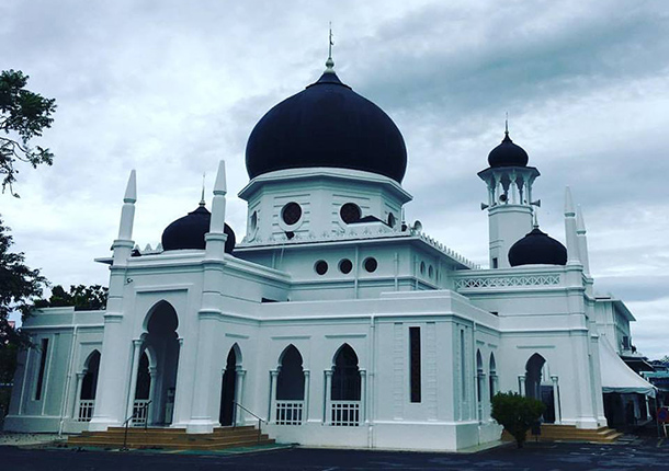 Masjid Alwi Perlis
