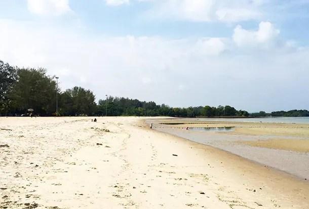 Pantai Saujana Negeri Sembilan