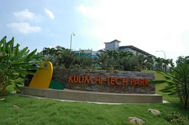 Taman Kulim Hi Tech