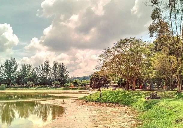 Taman Tasik Putra Kulim