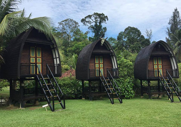 Chengal Hill Resort Chalet