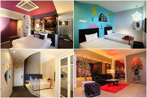 Bliss Boutique Hotel - Room Image