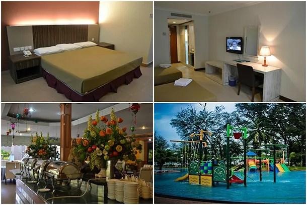 De Rhu Beach Resort - Room Image