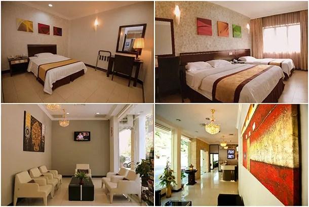 Home 2 Hotel Sdn Berhad - Room Image