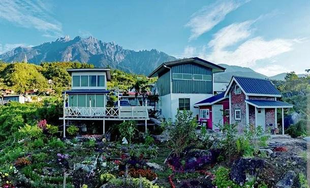 Little Hut Kampung Mesilou
