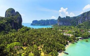 30 Tempat Menarik Di Krabi | Syurga Pencinta Pulau & Pantai Pasir Putih