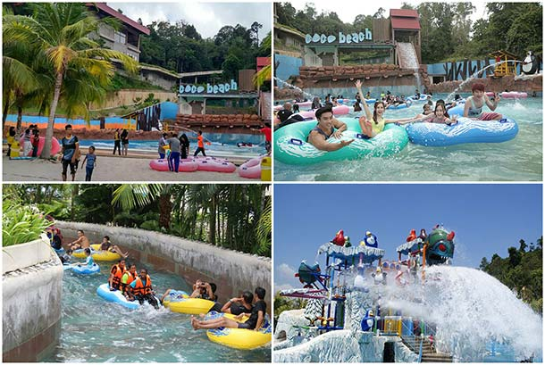 Bukit Gambang Water Park - Attractions Image