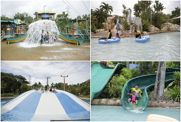 Bukit Merah Laketown Resort Waterpark - Attractions Image