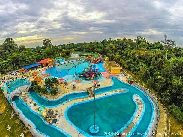 Kubang Gajah Mini Waterpark Temerloh - Main Image