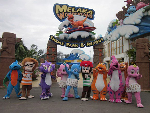 Melaka Wonderland Theme Park & Resort - Main Image