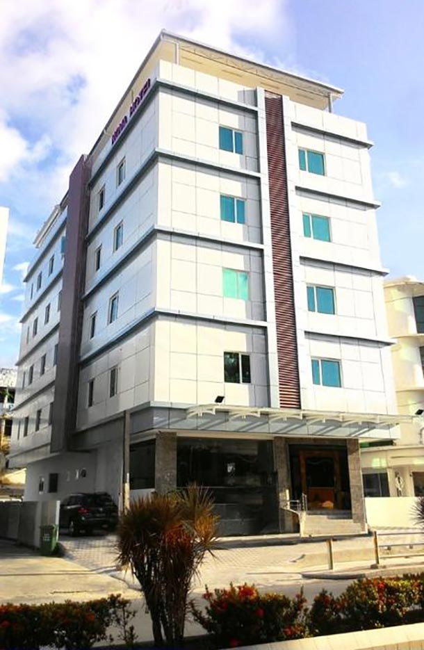 Nova Hotel Miri - Main Image