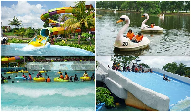 Wet World Batu Pahat Village Resort - Attractions Image