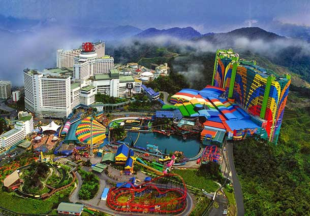Tempat Menarik Di Genting Highlands - Featured Image