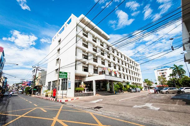 Hatyai GreenView Hotel - Main Image