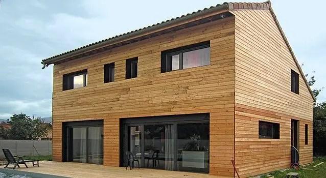 Maison Eco Bois Maisons En Bois Cologiques Et Conomiques