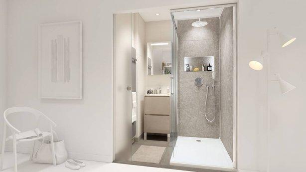 Comment Amenager Une Petite Salle De Bain Avec Une Deco Design