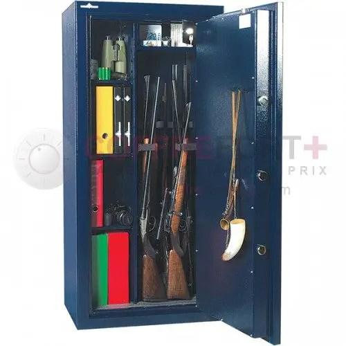 Une Armoire A Fusils Comme Coffre Fort Maison Et Domotique
