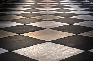 Carrelage au sol - choisir selon les motifs