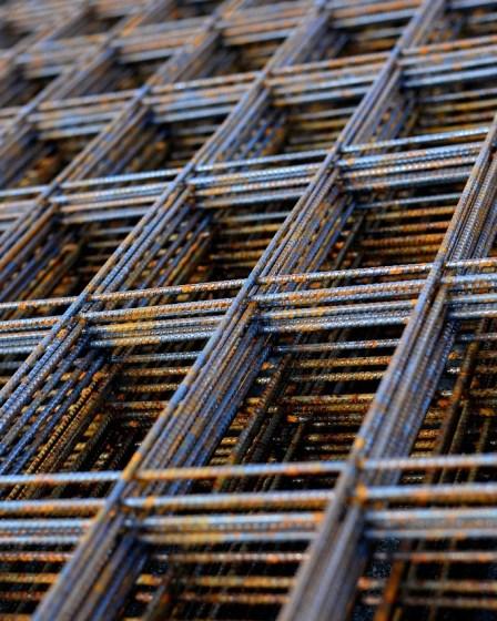 Le fer pour la construction