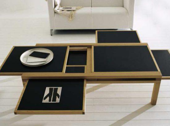des meubles nomades et modulables