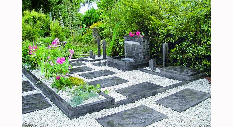 comment creer un jardin minerale et zen