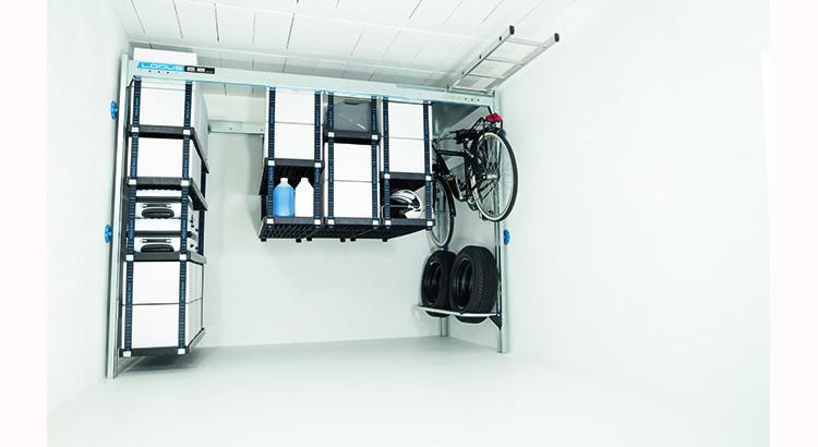 rangement pour la garage ou la cave