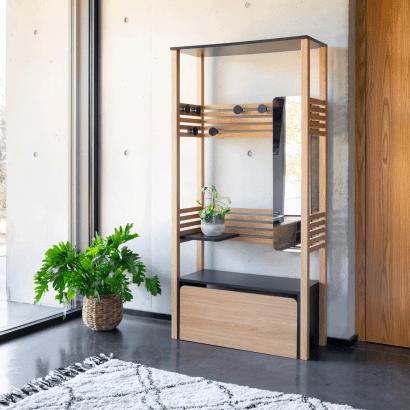 15 jolis vestiaires pour meubler votre